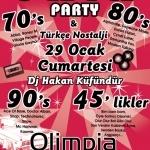 70`s 80`s 90`s Oldies Party Türkçe Nostalji DJ Hakan Küfündür
