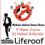 80`ler Parti - Michael Jackson Dance Shows