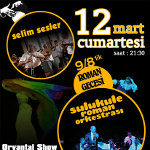 9/8 Roman Gecesi - Sulukule Roman Orkestrası - Selim Sesler