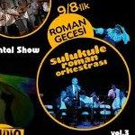 9/8 Roman Gecesi - Sulukule Roman Orkestrası ve Selim Sesler