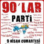 90`lar Parti- Dj Hakan Küfündür