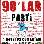 90`lar Parti - Dj Hakan Küfündür