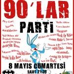 90lar Parti - Dj Hakan Küfündür