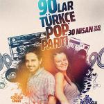 90`lar Türkçe Pop Partisi