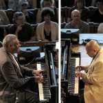`A Piano Duet` with Kenny Barron and Mulgrew Miller