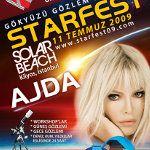 Ajda @ Starfest 2009