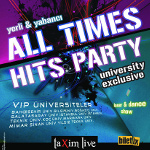 All Times Hits: University Exclusive
