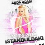 Anda Adam ile İstanbuldaki İzmirliler Partisi