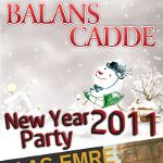 Balans Brau Cadde New Year Party 2011