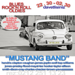 Cuma - Cumartesi Saatler Blues Konserine Göre Ayarlanıyor