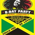 Bob Marley Doğum Günü Partisi