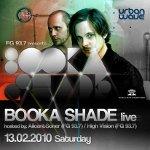 Booka Shade Live