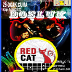 Boşluk - Red Cat