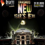 Burn Erasmus New Year`s Eve
