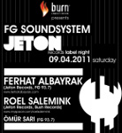 Burn presents FG Soundsystem: Ferhat Albayrak - Roel Salemink