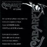 Cabaret At Zone
