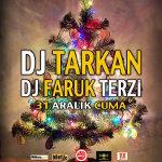 Club Clinic Yılbaşı - Dj Tarkan - Dj Faruk Terzi