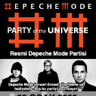 Party Of The Universe - Depeche Mode