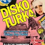 Diskoturka: Geçmişten Günümüze Türkçe Pop Partisi