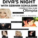 Divas Night with Serkan Sokulgan: Sezen - Ajda - Nilüfer - Zerrin - Candan