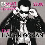 DJ Hakan Gökan