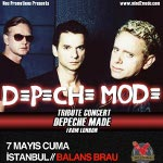 DM Tribute: Depeche Made (Londra)