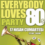 Everybody Loves 80s @ Kemancı