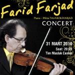 Farid Farjad @ İstanbul