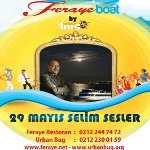 Feraye Boat by Urban Bug Vol.1 / Selim Sesler
