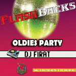 FlashBacks Oldies Party - DJ Fırat