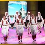 Folklor Kurumu Ezgisiyle, Dansıyla Balkan Renkler