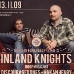 House Müzik Tutkunlarına Funkfield Müjdesi: Inland Knights