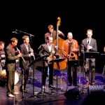 Amsterdam Night Watch: Calefax & Toni Overwater Trio /Duke Ellington Tour