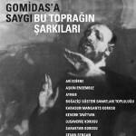 Gomidas`a Saygı Konseri