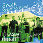 Greek Rebetiko Band