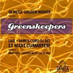 Olmeca Golden Nights: Greenskeepers Live & James Curd DJ Set