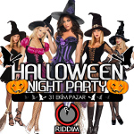 Halloween Night Crazy Party