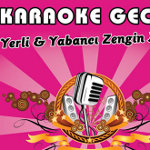Hits Party 90`lar - 2000`ler; Karaoke & Dj Set & Canlı Performans