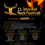 11. İstanbul Rock Festivali