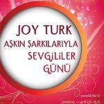 Joy Türk Aşkın Şarkılarıyla Sevgililer Günü