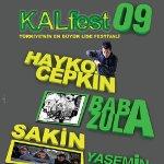 KALfest09 - Hayko Cepkin - Babazula - Sakin- Yasemin Mori
