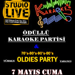 Ödüllü Karaoke & Oldies Party