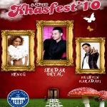 Kadir Has Üniversitesi Khasfest 2010 ile Sınırsız Eğlence Zirveye Çıkıyor!