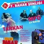İst. Kültür Üniversitesi 7. Bahar Şenliği / Tarkan