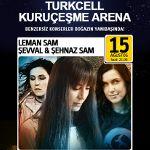 Leman Sam - Şevval & Şehnaz Sam