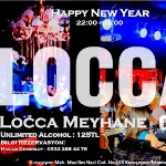 Locca Meyhane Happy New Year Party