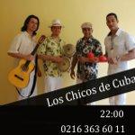 Los Chicos de Cuba