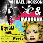 Michael Jackson & Madonna Party