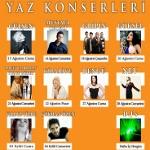 Silivri Maxi´mum Arena Konserleri