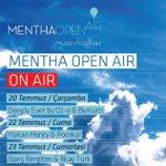 Mentha Open Air: Music-Food-Air